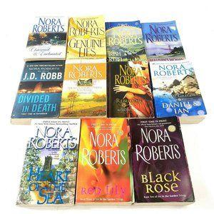 Nora Roberts JD Robb Books Romance In Death Garden